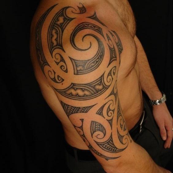Maori Inspiration