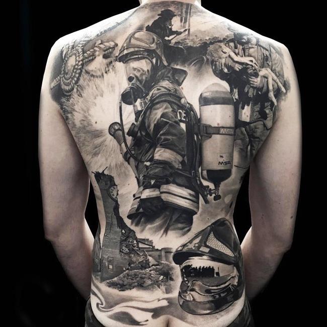 Matteo Pasqualin Backpiece
