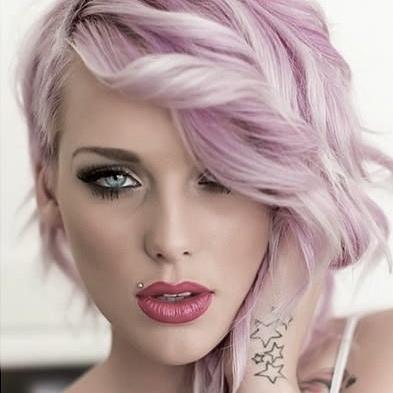 Monroe in Pink