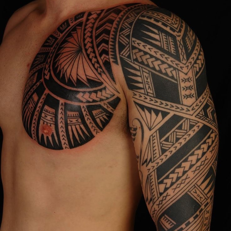 Polynesian Style