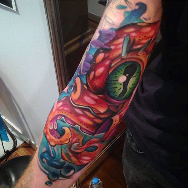 PsyOctopus