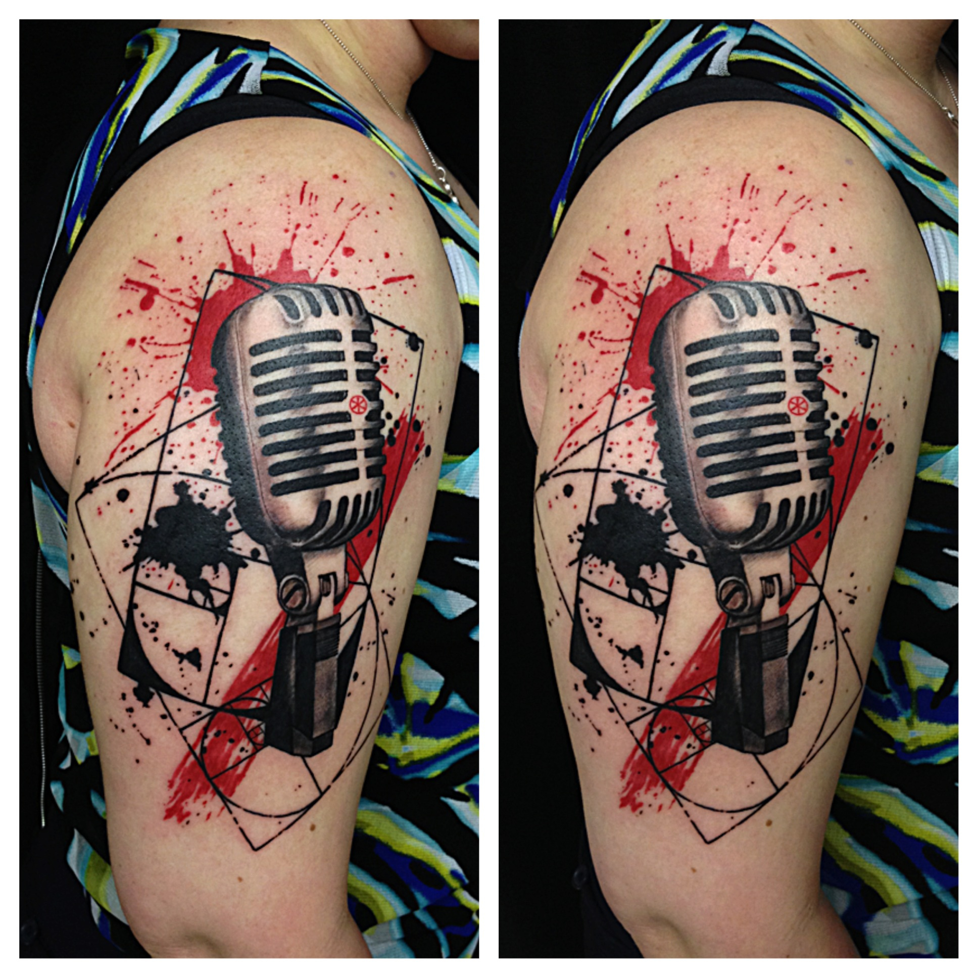 Rock The Microphone