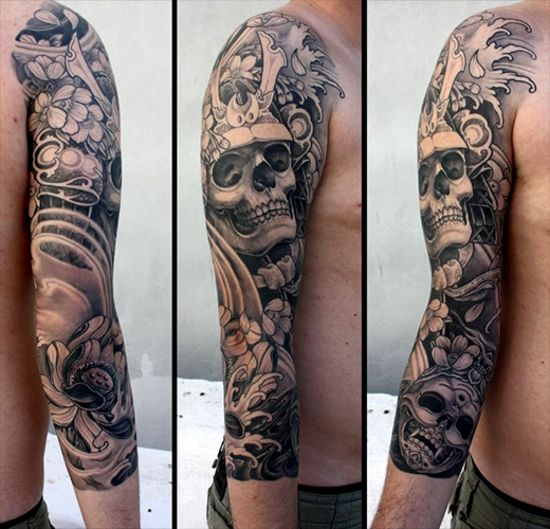 Samurai Full Sleeve