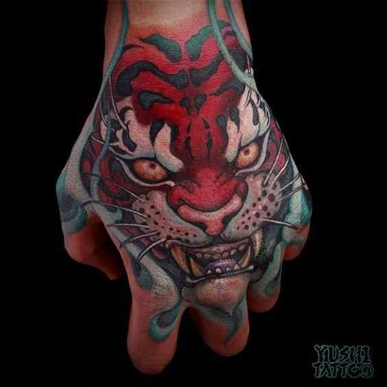 Strenght in my Hands